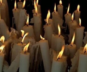 candles, cult, and red velvet image