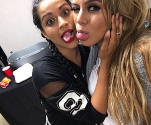dinah jane and lilly singh image