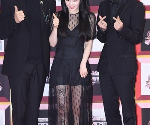irene, seokjin, and bts image