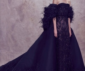 long dresses, haute couture gowns, and ashi studio 2018 image