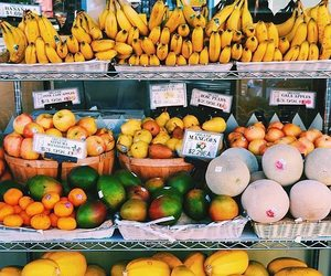 summer, tropical, and food image