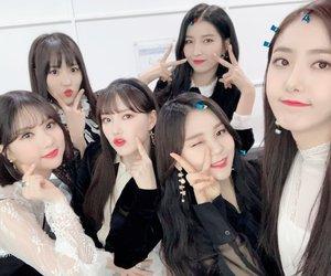 kpop, umji, and sowon image