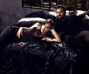Jamie Dornan and dakota johnson image