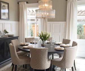 dining room and home image