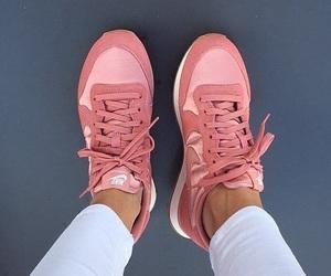 nike, pink, and beautiful image