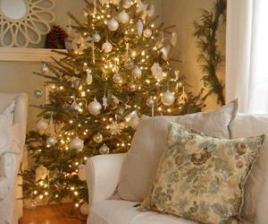 christmas, home, and noel image
