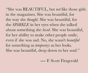 beauty, sparkle, and thoughts image