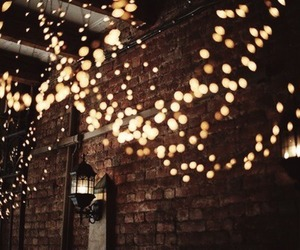 light and christmas image