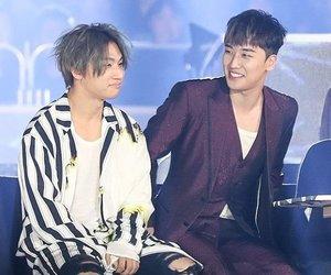 daesung, seungri, and bigbang image