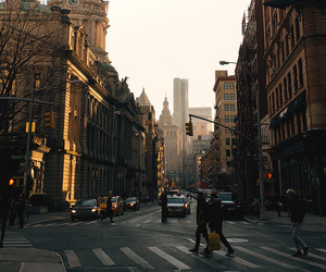 city, street, and places image