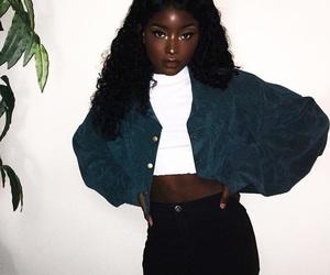 beauty, clothing, and closet image