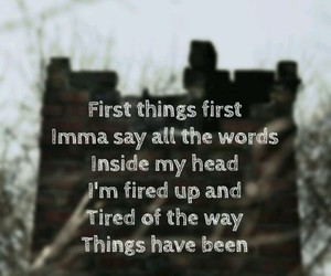 Lyrics, quotes, and imagine dragons image