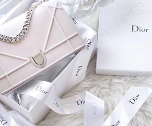 dior, handbag, and handbags image