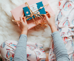 decoration, gifts, and pretty image
