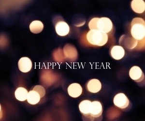 new year, happy new year, and happy image