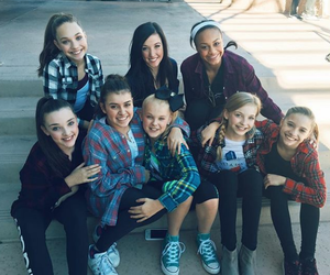 dance moms, smile, and maddie ziegler image