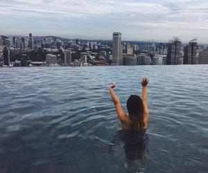 city and singapore image