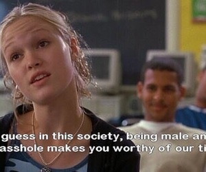 10 things i hate about you, vintage, and 1990s image