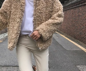 fashion, style, and faux fur image