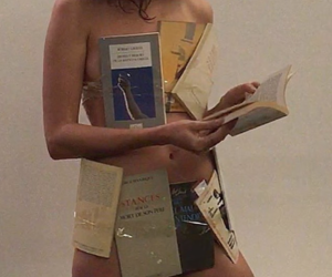 alternative, books, and different image