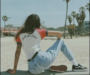 aesthetic, beach, and grunge image