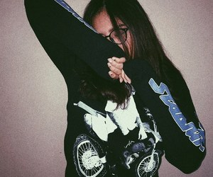 girl, goals, and grunge image