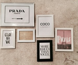 quotes, chanel, and fashion image