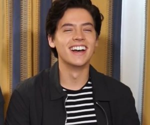 cole, smile, and sonrisa image
