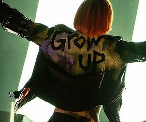 paramore, concert, and hayley williams image
