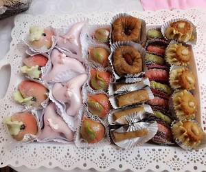 Algeria, beautiful, and cakes image