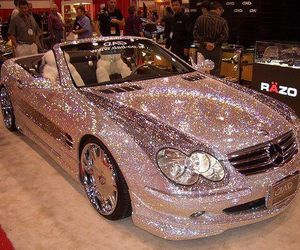 bling bling and cars image