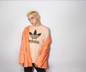 adidas, aesthetic, and blond image