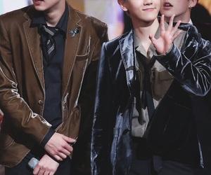 exo, chanyeol, and chanbaek image
