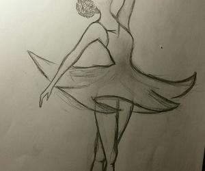 art, Dream, and baile image