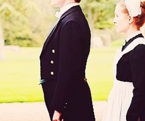 costumes, maid, and downton abbey image