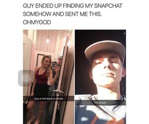 funny, meme, and snapchat image