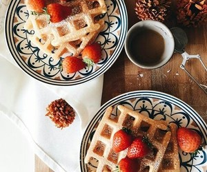 breakfast, delicious, and desserts image