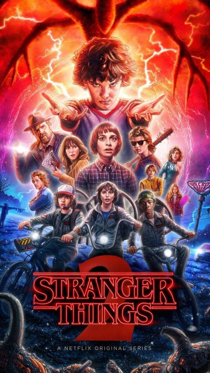 199 Images About Stranger Things Wallpapers On We Heart It