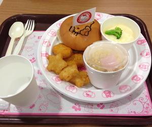 food, japan, and hello kitty image