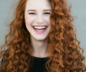 hair, redhead, and curly image