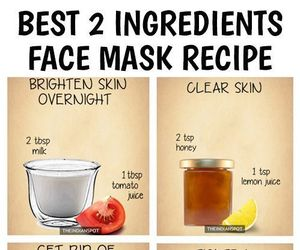 mask, beauty, and diy image