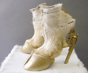 shoes, heels, and hooves image