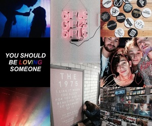 the 1975 and aesthetic image