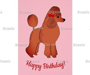 greeting card, happy birthday, and pink image