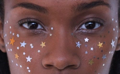 stars, eyes, and tumblr image