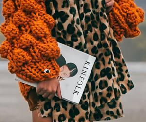 cardigan, chic, and fashion image