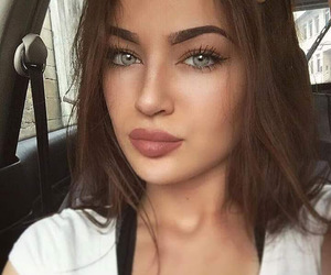 eyebrows, glamour, and goals image