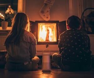 autumn, christmas, and home image