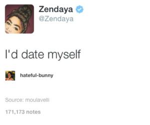 self love, relatable, and zendaya image
