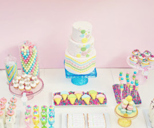 cupcakes, cuteness, and candy image
